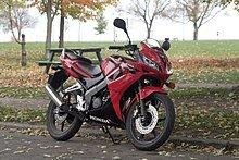 CBR125R (2007–2010)