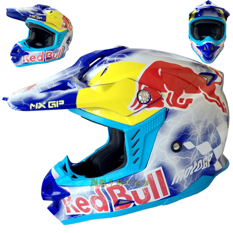 ΚΡΑΝΟΣ MOTOCROSS REDBULL MX GP