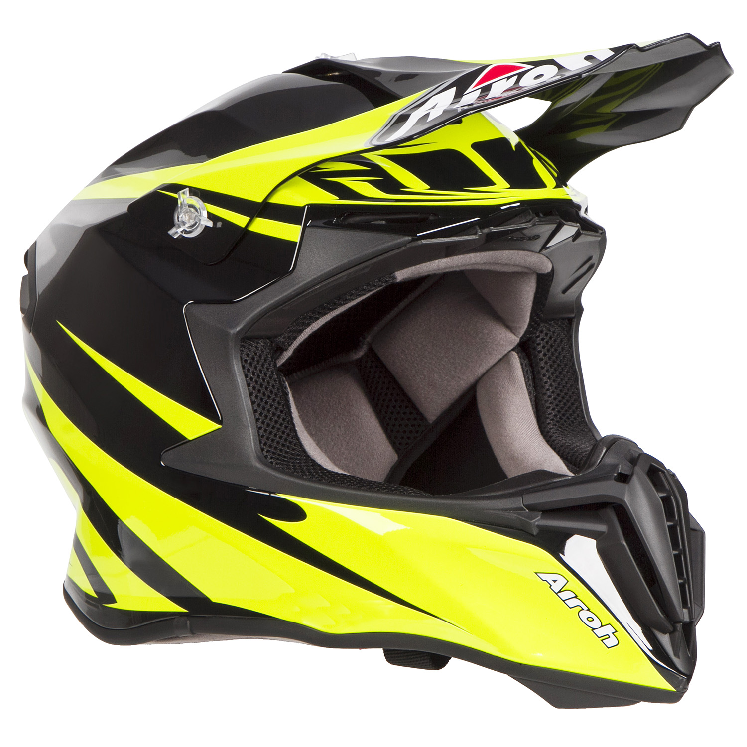 AIROH MX TWIST FREEDOM FLUO