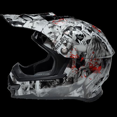 carat women helmet