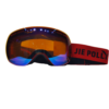 jie polly full frame mask red logo