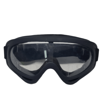 mask clear small front