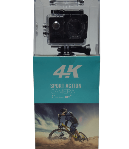 SPORT ACTION CAMERA 12 MP WIFI OEM