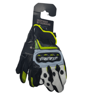 gloves dainese by front