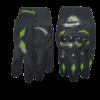 gloves kawasaki green