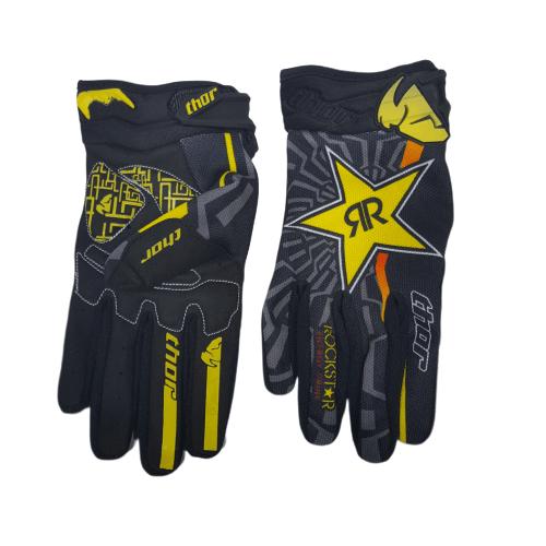 gloves rockstar