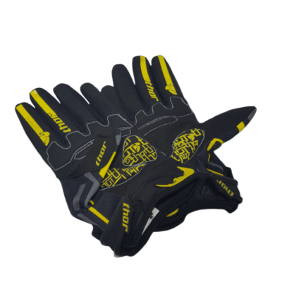 gloves rockstar back