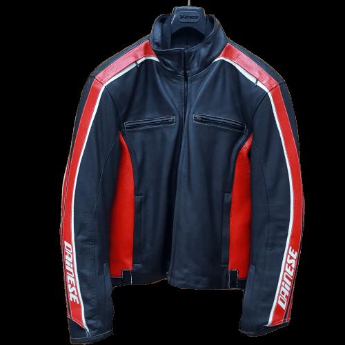 jacket arizona pelle front