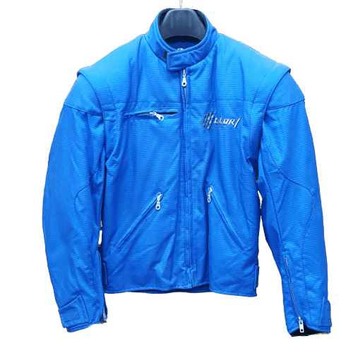 jacket colori LIGHT blue front