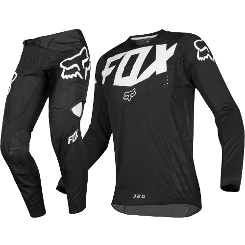 ΣΤΟΛΗ MOTOCROSS FOX KILA BLACK