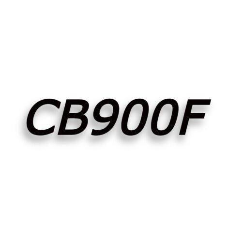 CB900F